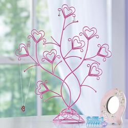 Heart Jewelry Tree