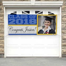Class Of Personalized Photo Banner