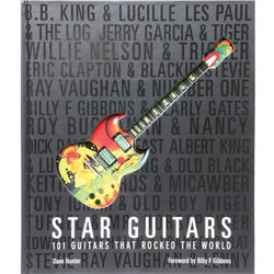 Star Guitars 101 that Rocked the World Book