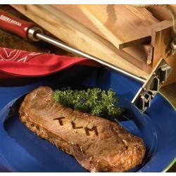 Monogrammed Barbecue Branding Iron