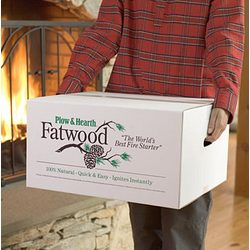 35 Lb. Box of Fatwood