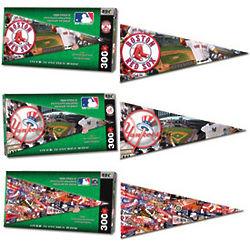 Major League Baseball Pennant Puzzle