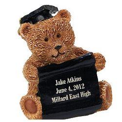 Personalized Graduation Bear