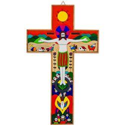 New Creation Pinewood Cross