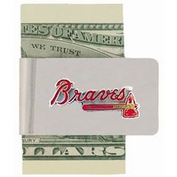 Atlanta Braves MLB Money Clip