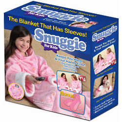 Girl's Princess Pink Snuggie