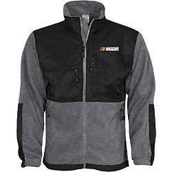 Nascar Polar Fleece Denali Jacket