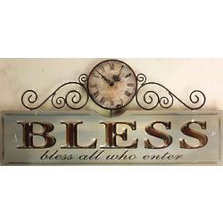 Blessings Wall Clock