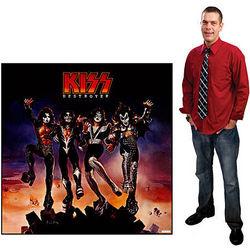 KISS Destroyer Album Standee