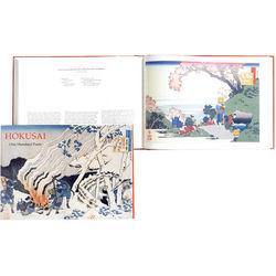 Hokusai's 100 Poets Art Book