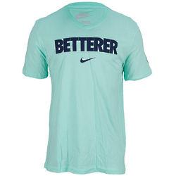 Men's Roger Federer Betterer V-Neck Tennis T-Shirt