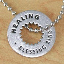 Healing Blessing Ring Token