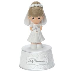 The Lord's Prayer First Holy Communion Musical Figurine