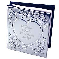 Personalized Sweetheart Photo Album