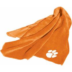 Clemson Tigers Fleece Throw