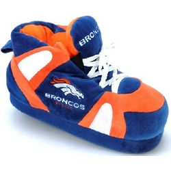 Denver Broncos Adult Boot Slipper