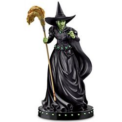 The Wicked Witch of The West Glow-in-the-Dark Figure
