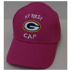 Green Bay Packers Infant My First Packers Cap