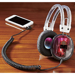 Headphones with LED Lights