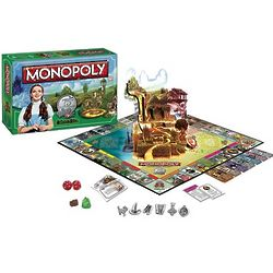 Wizard of Oz 75th Collector's Pop-Up Monopoly