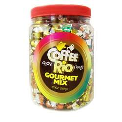 Coffee Rio Candy Gourmet Mix Jar
