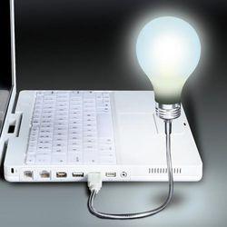 Keyboard USB Light Bulb