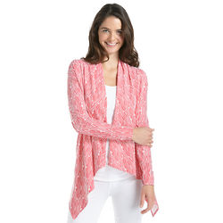 Women's Beach Coral Deco UPF Sun Wrap