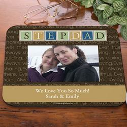 Just for Him Personalized Mouse Pad