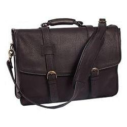 Litigator Flap Over Briefcase