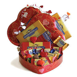 My Heart Belongs to Ghirardelli Gift Tin