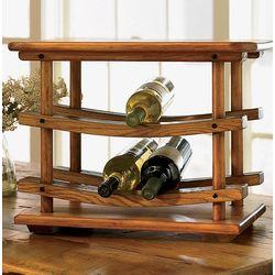 Wine Stave Wine Rack