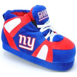 New York Giants Adult Boot Slippers