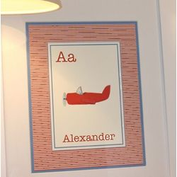 Personalized Kid Print