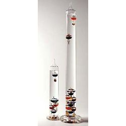 Colorful Galileo Thermometer