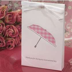 Umbrella Party Sachet
