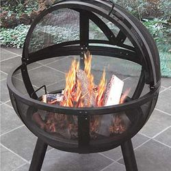 Ball O' Fire Firepit