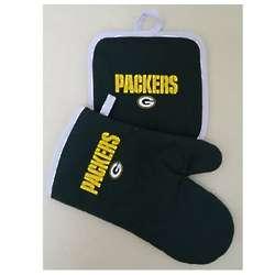 Green Bay Packers Potholder Set