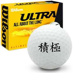 Positive Ultra Ultimate Distance Golf Balls