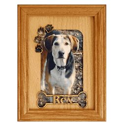Personalized Dog Frame