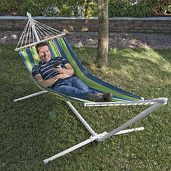 Breezer Hammock with Stand