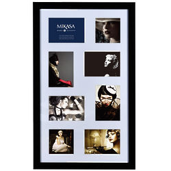 Eight Opening Shadow Box Collage Frame