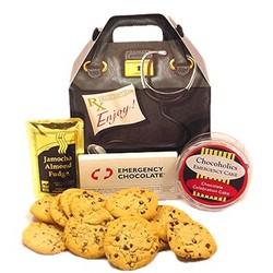 Chocoholic's Survival Kit