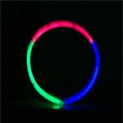 Tri Color Glow Necklaces