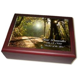 Personalized Pathways Keepsake Box