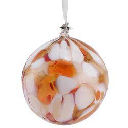 Caleb Hand-Blown Glass Ornament