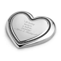 Personalized Expressions From The Heart Paperweight