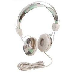 Camo Print Headphones