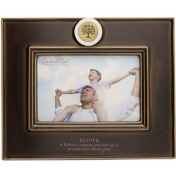 Father Tree of Life Photo Frame