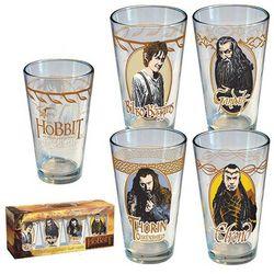 Hobbit Pint Glass Set