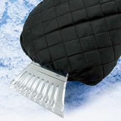 Quilted Ice Scraper